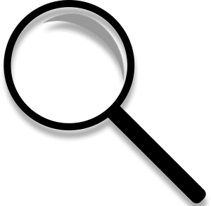 magnifying glass | Trademark Search